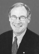 Burns Hargis, co-chair of the Legal Aid Services of Oklahoma's 2007 Campaign for Justice