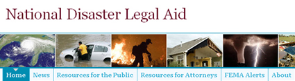 National Disaster Legal Aid