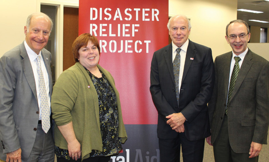 Disaster Relief Project