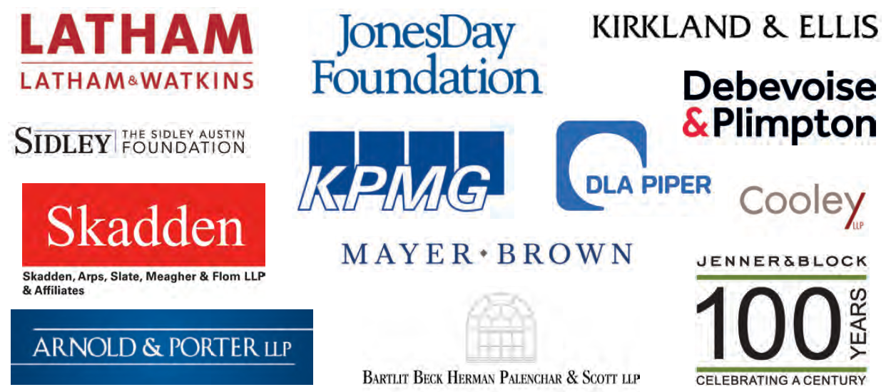 LSC Campaign for Justice Sponsors
