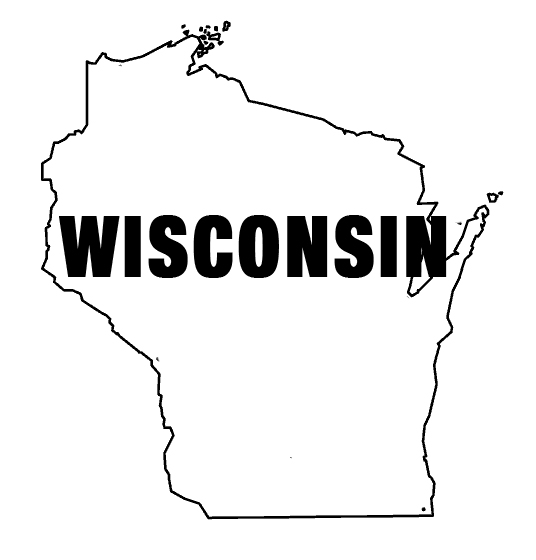 wisconsin graphic